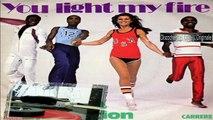 You Light My Fire/Gimme Your Loving - Sheila B. Devotion 1978 (Facciate:2)
