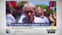 """""""Nous irons jusqu'au bout !"""" : François Hollande. Zap actu 24/06/2016 par lezapping"""