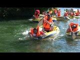 VIDEO (79). Tous à l'eau pour le 21e défi interentreprises de Niort
