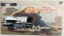 Non Finisce Mai/Non Finisce Mai (instrumental) Maria Scicolone 1972 (Facciate:2)