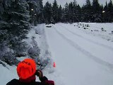 Tubing at Cypress Mt. Pt 17