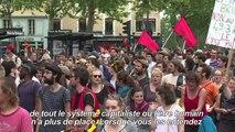Loi travail: manifestation à Rennes, nombreuses dégradations