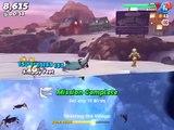 Hungry Shark World: Goblin Shark VS the Arctic