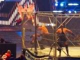 Rey Mysterio Vs Kane Vs Jack Swagger WHC (Steel Cage) Smackdown