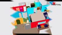 Desain Sketsa/Denah Rumah Minimalis Ruang Keluarga Yang Luas
