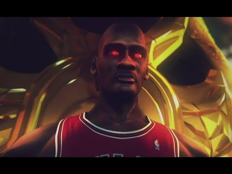 NBA 2K16 OFFICIAL INTRO! EVIL JORDAN!!! BEST QUALITY! 1080P 60FPS!!