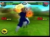 DBZ Budokai Tenkaichi 2 Dragon Adventure - Majin Buu Saga Battle 19