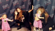Selena Gomez's Dancing Duet with Seriously Ill 7-Year-Old Fan