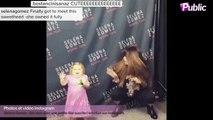 Selena Gomez : Son duo avec une jeune fan suscite l'émotion sur Instagram