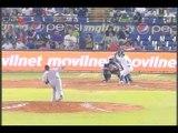 Doblete remolcador de Jose Altuve (Tigres - Navegantes) 25-11-2012