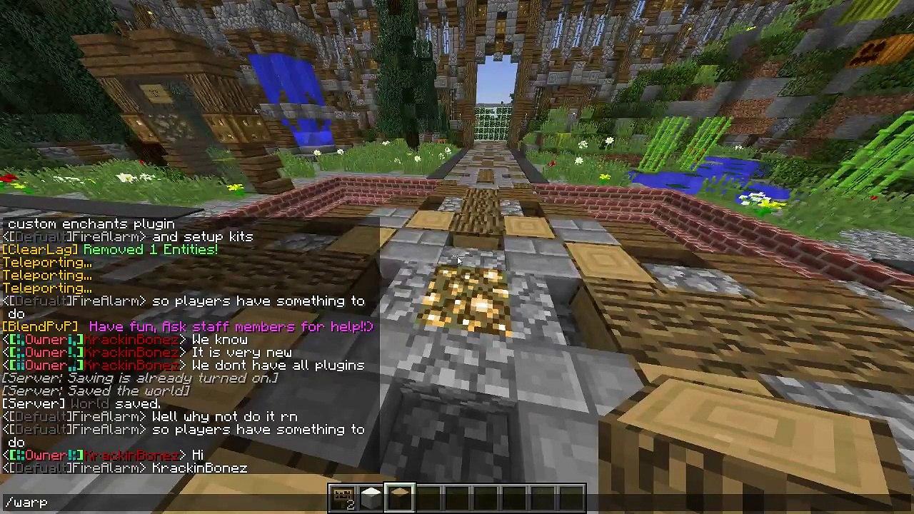 Minecraft server 1 8 Need staff!!!!