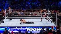 Jimmy Uso vs. AJ Styles: SmackDown, June 23, 2016