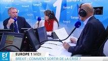 """Bayrou : """"Il faut faire une Europe démocratique"""""""