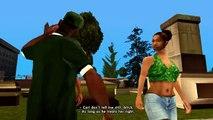 Grand Theft Auto San Andreas HD Walkthrough Part 1 BIG SMOKE - GTA San Andreas Remastered Gameplay