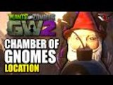 PvZ Garden Warfare 2 | Chamber of Gnomes Location (Gnome Mans Land Achievement/Trophy Guide)