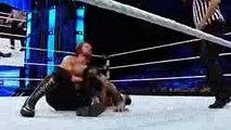 SmackDown Jimmy Uso vs. AJ Styles- June 23, 2016