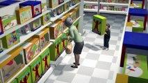 anak laki-laki memukul neneknya karena tidak dibelikan mainan - Tomonews