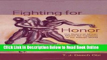 Download Fighting for Honor: The History of African Martial Art in the Atlantic World (Carolina