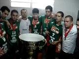 Time campeão da 20° taça eptv de futsal 2009 cidade de Pouso Alegre