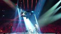 Muse Drones Tour Riga 16.06.2016. Hysteria