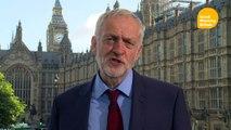 Jeremy Corbyn says he won't resign despite Brexit result