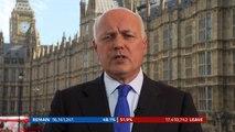 Iain Duncan Smith says Brexit has risks but also advantages