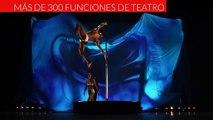 17 días con los mejor del Teatro del Mundo Festival Iberoamericano de Teatro