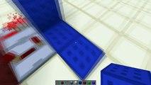Minecraft Seamless 3x3 Piston Door | 1.8+ | Redstone Tutorial
