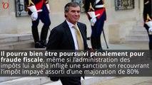 Fraude fiscale : Jérôme Cahuzac va bien être jugé