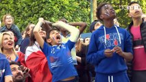 يورو 2016: تباينت ردود أفعال الجماهير