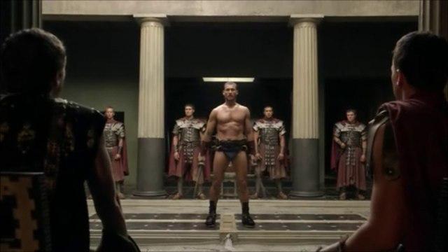 Spartacus Versus | Versus 29 - Spartacus VS Soldiers of Glaber