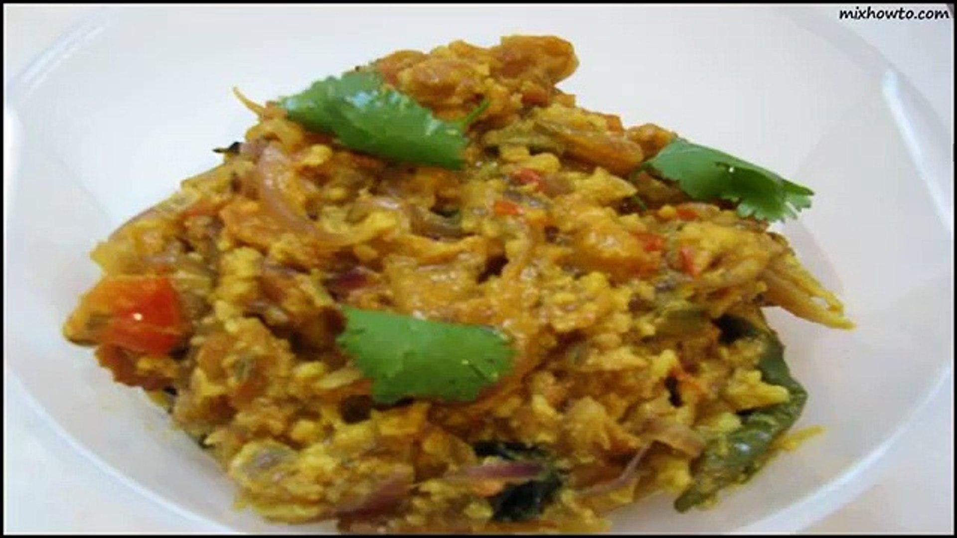 Recipe Vadakari (Spicy Lentil Curry) Recipe