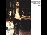 Led Zeppelin  - Vancouver 3/20/1975 Rock N'  Roll