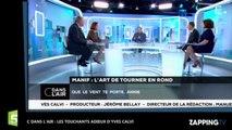 C dans l'air : Les touchants adieux d'Yves Calvi (Vidéo)