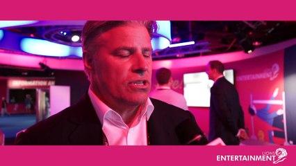 Brett Gosper - CEO, World Rugby - @ Cannes Lions Entertainment 2016