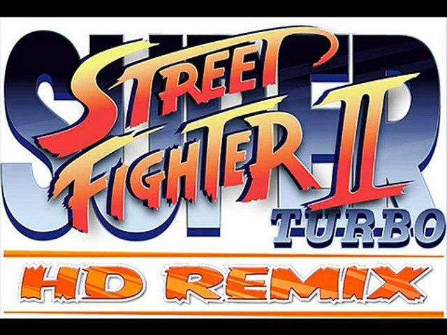 Super Street Fighter 2 Turbo HD Remix - The World Warriors (Credits)