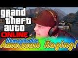 GTA 5 Online: Trolling a Raging American! (Gta 5 Trolling/Funny Moments)