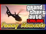 GTA 5 Online: Funny Moments #3 - Explosive Diarrhea... (GTA 5 Funny Moments)