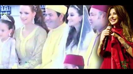 Nancy Ajram - Morocco Royal Wedding