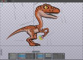 Dino Demo .. XD that's smart XD Dino Demo :D