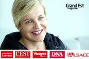 Céline Géraud de Stade 2 vous donne rendez-vous le 2 juillet dans Grand Est Magazine