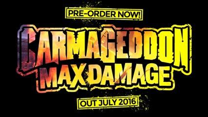 Final Trailer : We Do Wheelchairs  de Carmageddon : Max Damage