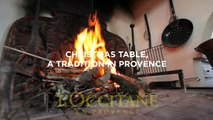 Fantastic Provence | How to set a Provençal Christmas Table | L'Occitane
