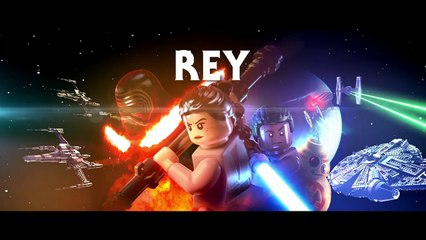 LEGO Star Wars - Rey de LEGO Star Wars : Le Réveil de la Force