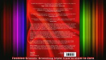 Free Full PDF Downlaod  Fashion Brands Branding Style from Armani to Zara Full EBook