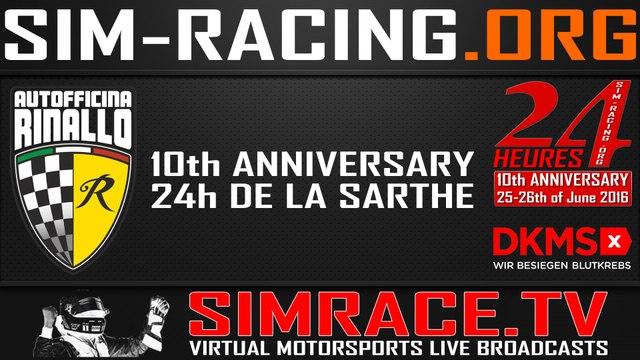 Official Qualifying 24h de la Sarthe 2016