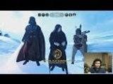 Star Wars Battlefront Episode 2-The Server Fights Back