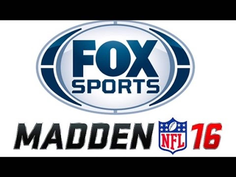 Fox Sports Madden 16 Radio Show!!! - Latest SGO Update