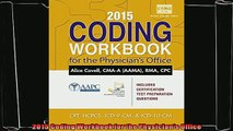 different   2015 Coding Workbook for the Physicians Office