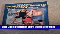 Download Gene Lebell s Grappling World: The Encyclopedia of Finishing Holds  PDF Free